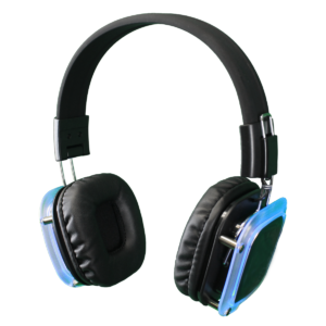 silent disco headphones